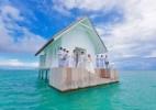 Casamento dos sonhos: veja o altar nas Ilhas Maldivas cercado por água - Divulgação