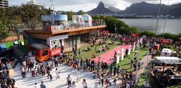 Casas temáticas de países voltam a funcionar na Paralimpíada Rio 2016