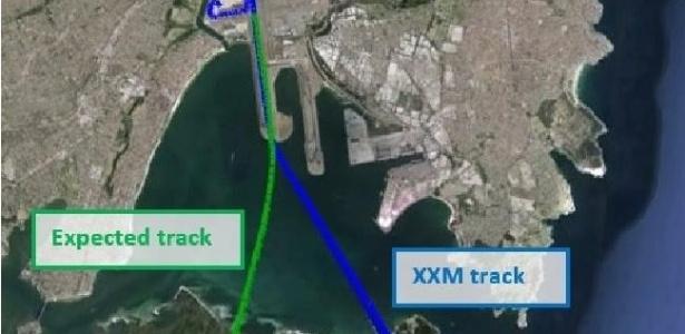[Internacional] Piloto se engana ao planejar rota aérea e avião vai parar na cidade errada A-linha-verde-mostra-a-rota-que-deveria-ter-sido-tomada-pelo-aviao-a-azul-e-a-direcao-equivocada-em-que-entrou-o-aviao-1473257515063_615x300