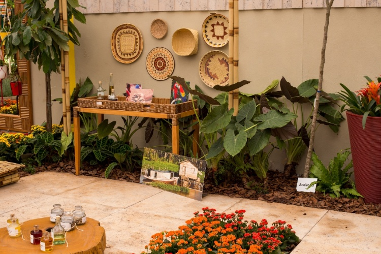 10 ideias para montar e decorar seu jardim e sua horta  BOL Fotos