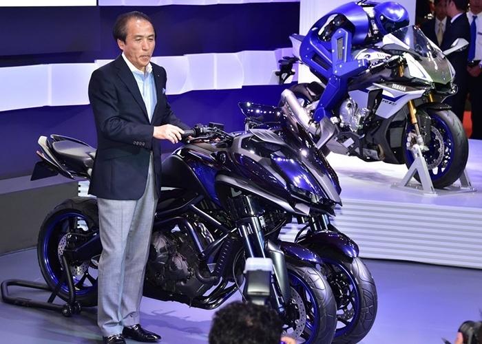 Yamaha MWT-9