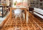 Piso de madeira: paginações diferentes para deixar o chão incrível (Foto: Mateus Mondini)
