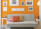 Veja como decorar um espaço utilizado como sala de TV e quarto de hóspedes (Foto: Luis Gomes/ Revista Minha Casa)
