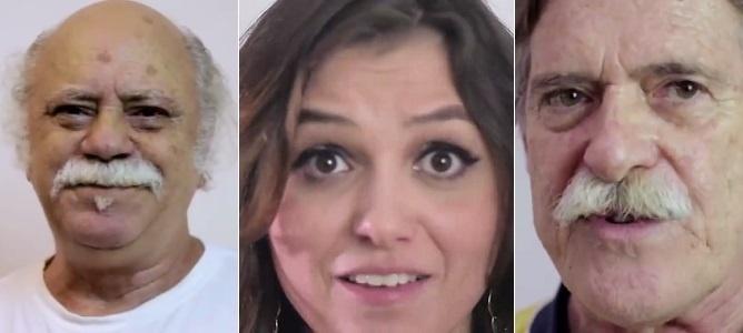 Tonico Pereira, Monica Iozzi e José de Abreu gravam vídeo contra impeachment de Dilma Rousseff