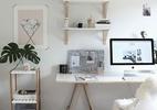 Quer decorar o home office? Veja 15 inspirações para brasileiros no Pinterest (Foto: Reprodução/Pinterest)
