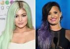Fã dos cabelos coloridos? Saiba como manter a cor e evitar o desbotamento - Getty Images/Reprodução Instagram
