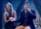 """Você achou justa a vitória de Laura Keller e Jorge no """"Power Couple Brasil""""? - Reprodução /TV Record"""