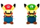 Quer levar para casa um Pikachu vestido de Mario? Então corra para o Japão - Montagem/UOL