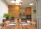 Azulejos decorados são opção para alegrar sua cozinha ou espaço gourmet (Foto: Fernanda Zagatti/Officina44)
