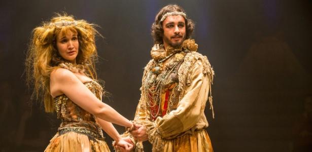 Humor e cultura popular estão em adaptação de Shakespeare em BH