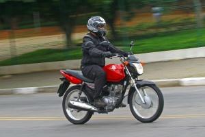 Honda 125i Fan, a CG de entrada, promete fazer 50 km/l a R$ 6.790 (Foto: Mario Villaescusa/Infomoto)