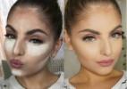 """Conheça o """"baking"""", método para iluminar rosto usado por Kim Kardashian - Reprodução/Instagram/@cosmopolitan_hk"""