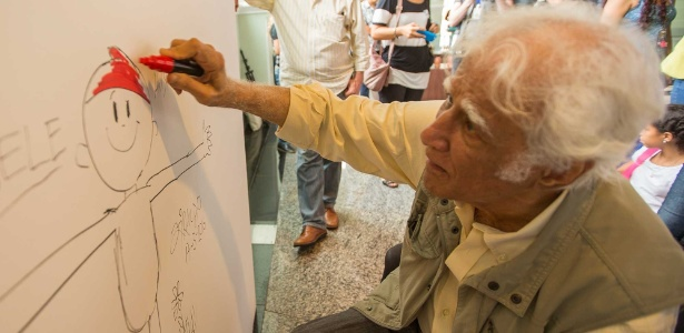 Turma do Pererê, de Ziraldo, invade a Caixa Cultural Brasília até novembro