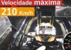 Pilotar dragster é como levar um soco mortal no peito... E gostar - Reprodução