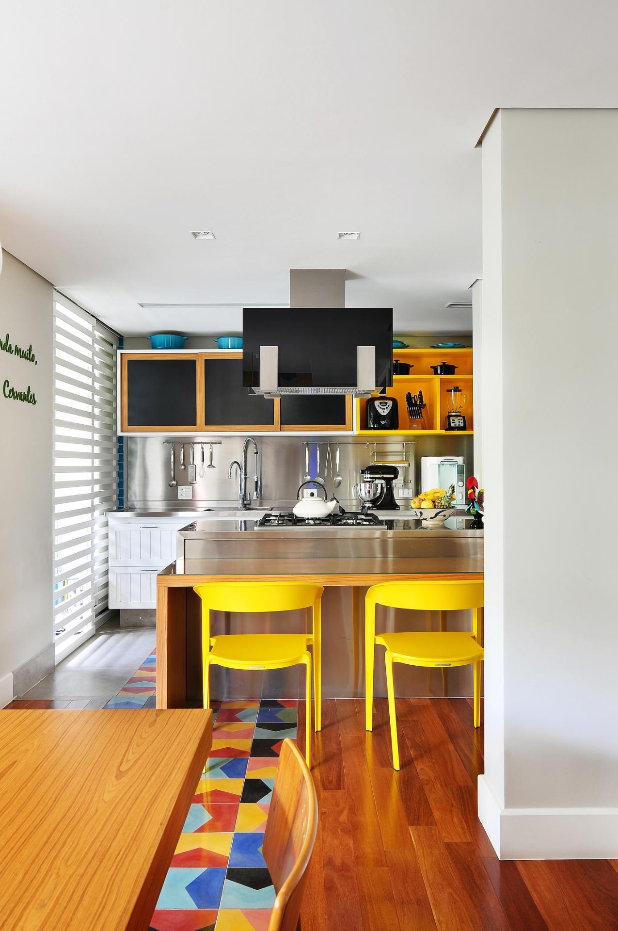 Veja ideias bacanas para construir ou reformar a cozinha de casa BOL  #BFA30C 1275 1920