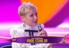"""""""Aqui eu posso falar juro por Deus"""", diz Xuxa no Teleton do SBT - Reprodução /SBT"""