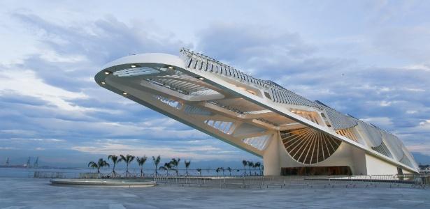 Museu do Amanhã inaugura neste sábado (19) no Rio com entrada gratuita