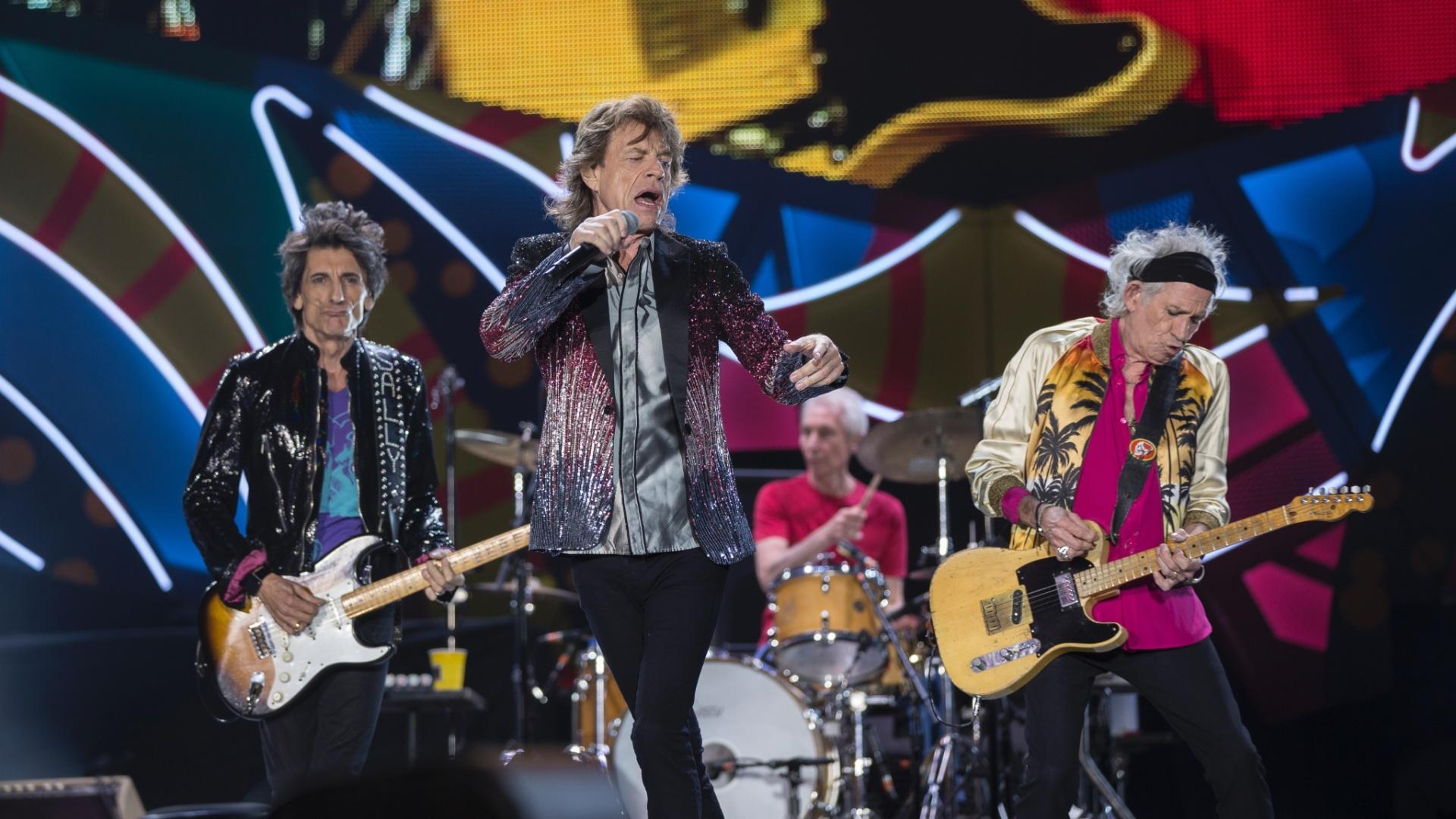 Rolling Stones em Santiago