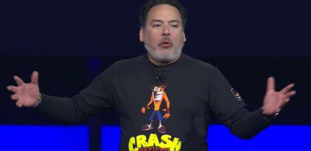 [UOLJogos] E a Sony continua nos dando esperança sobre o CRASH! Crash-bandicoot---shawn-layden-1449412539565_615x300
