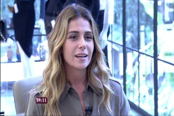 Giovanna Antonelli no