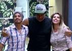 """Luka, Douglas ou Ana Paula? Quem você quer que vença """"A Fazenda 8""""? - Reprodução/Record"""