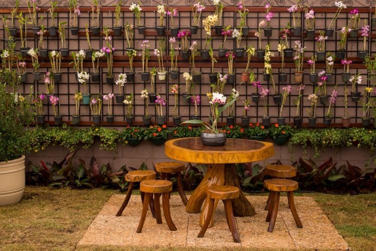 10 ideias para montar e decorar seu jardim e sua horta  Casa e