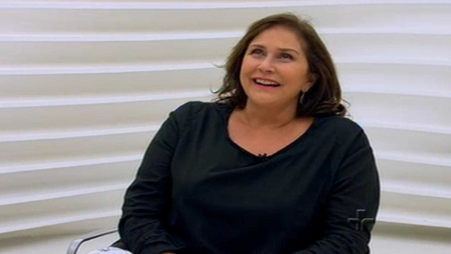Fafá de Belém é entrevistada no programa