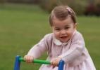 Família real comemora 1º aniversário de Charlotte com novas fotos - Reprodução/Twitter/Kensington Palace