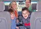 Confira cinco brincadeiras para entreter as crianças na viagem de carro - 123RF/Reprodução