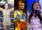 """Novo DVD de Ivete terá Luan Santana e finalista do """"The Voice Kids"""" - AgNews/UOL/Reprodução"""