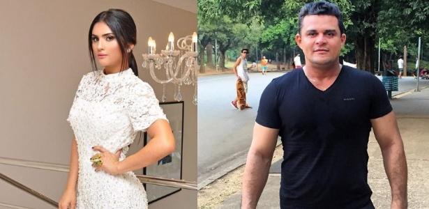 Mileide Mihaile, ex-mulher de Wesley Safadão, está namorando o empresário Isaías Duarte