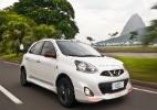 Nissan March pega carona nas Olimpíadas - Divulgação