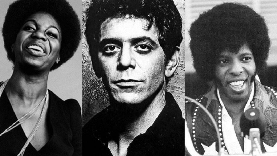 Resultado de imagen de The Velvet Underground, Sly Stone y Nina Simone