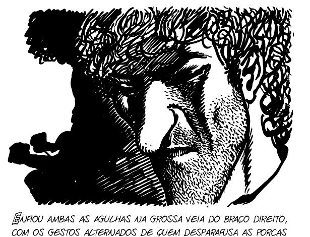 Haja Pazienza: 30 anos atrasada, obra-prima da HQ italiana chega ao Brasil