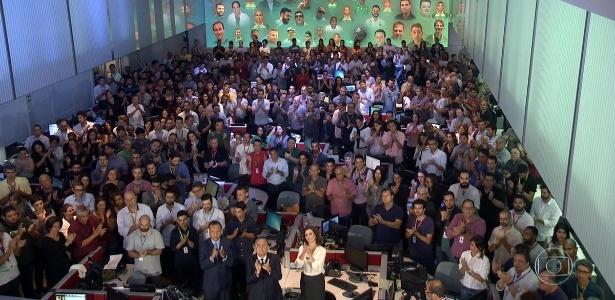 """""""Jornal Nacional"""" homenageia vítimas de acidente aéreo com o time da Chapecoense"""