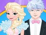 Arrumar Elsa para casar