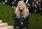 Madonna responde a críticas e diz que vestido do baile do MET foi protesto - Getty Images