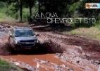 """Chevrolet S10 se atualiza para ficar mais """"na mão"""" que rivais; assista - Reprodução"""