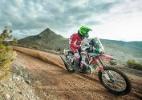 Moto do Dakar é supermáquina que anda a 160 km/h... na terra - Gustavo Epifanio/FotoP