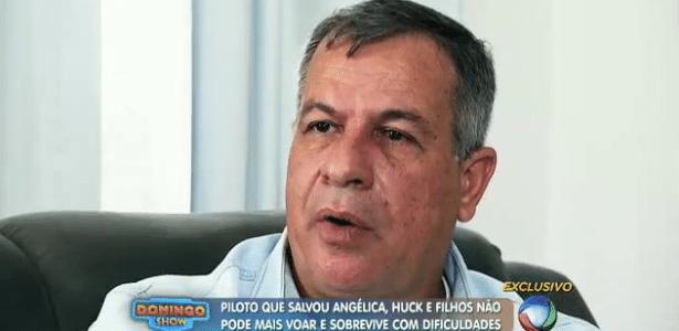 Piloto Osmar Frattini vive em dificuldades financeiras pós-acidente aéreo