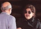 Familiares, amigos e fãs se despedem de Hector Babenco (1946-2016) - Rafael Cusato e Manuela Scarpa/Brazil News