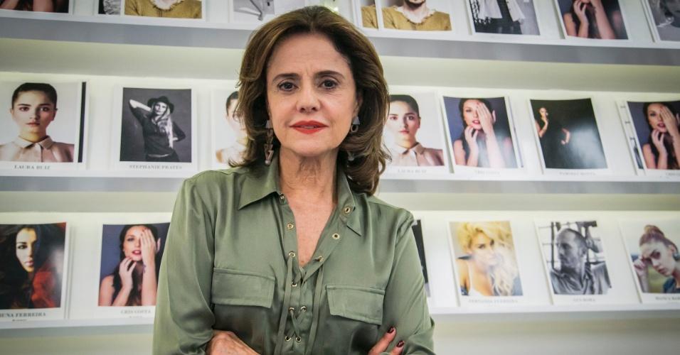 """Marieta Severo como Fanny em """"Verdades Secretas"""""""