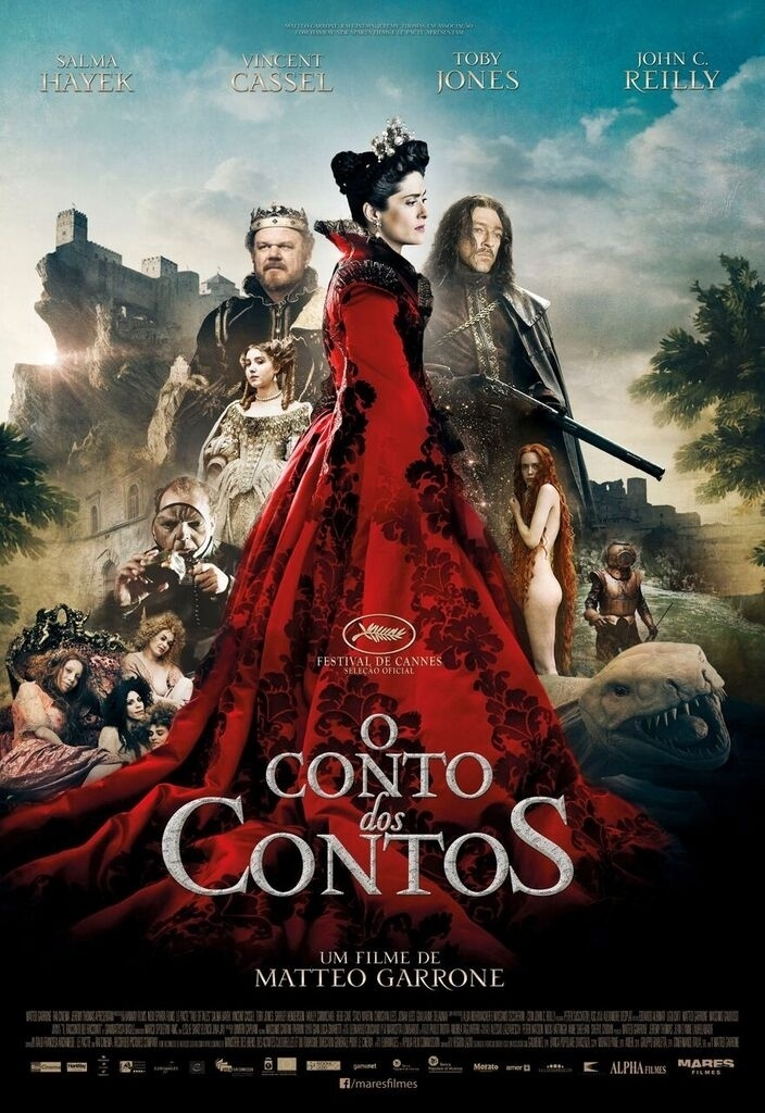 O Conto dos Contos Torrent Dual Áudio (2016)
