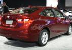 UOL Carros mostra a nova geração do Chevrolet Cruze - Murilo Góes/UOL