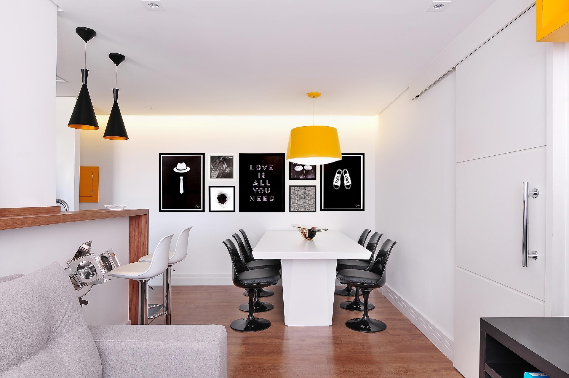 Salas de jantar: ideias para decorar o ambiente BOL Fotos BOL #C78E04 1920 1275