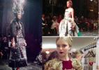 Dolce & Gabbana bebe de fonte lírica para desfile de Alta Moda 2016 - Reprodução Instagram