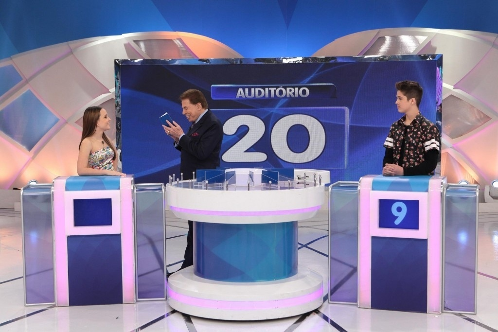 17.jul.2016 - Silvio Santos