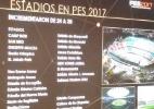 """Maracanã e mais: """"PES 2017"""" terá seis estádios brasileiros - Reprodução"""