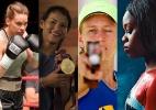 Realidade ou ficção: Mulheres protagonistas no esporte também estão nos filmes - Montagem