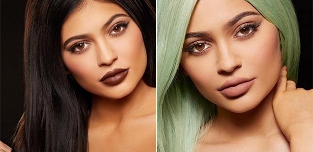 Kylie Jenner lança sua própria linha de batons